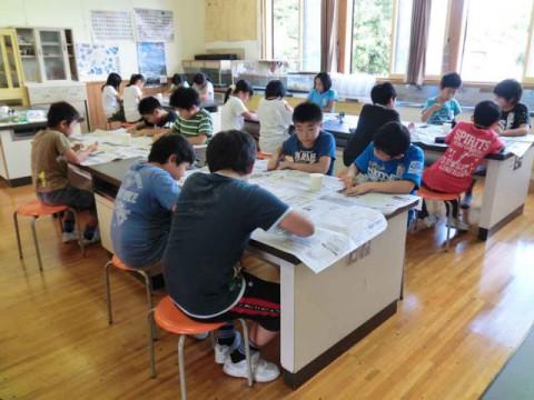 H26年度十坂小学校4