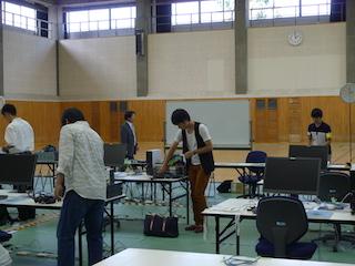ITネットワークシステム管理選考会